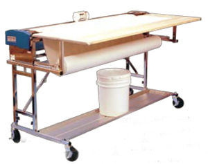 62 pasting machine w stand and counter call for current - Commercial wallpaper pasting machine ...