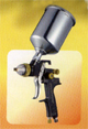 HVLP Gravity Feed Spray Gun by Goldenstar