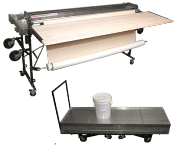 62 pasting machine deluxe discontinued paint store online - Commercial wallpaper pasting machine ...